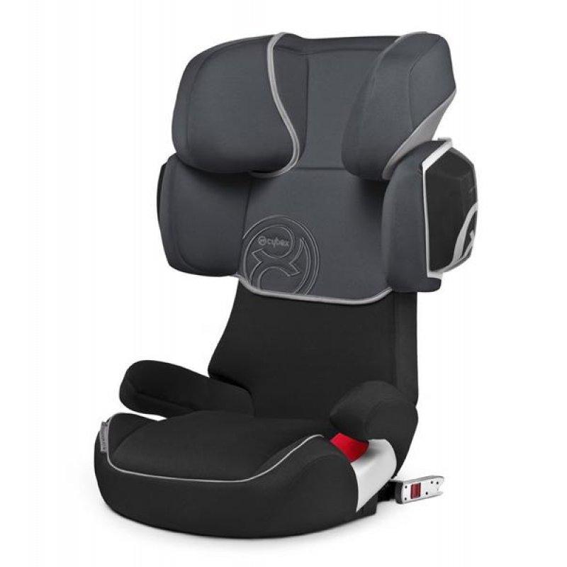 cybex solution x2 fix storm cloud 179 95. Black Bedroom Furniture Sets. Home Design Ideas