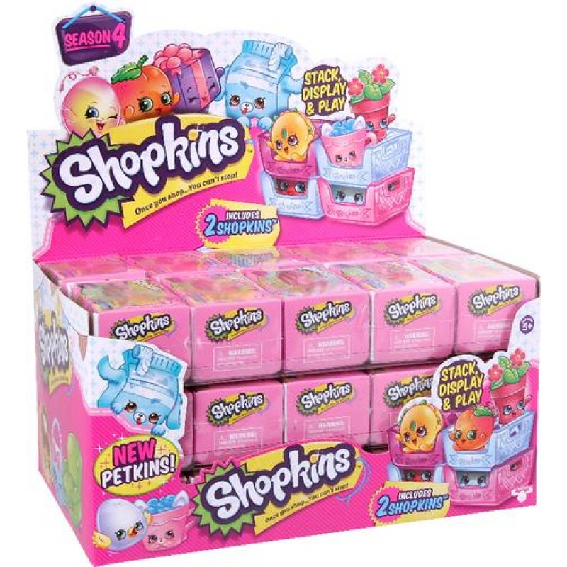 Shopkins 2er-Pack im VKK, 2,50 €