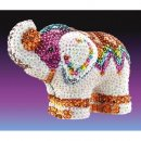 3D Sequin Elefant
