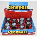 Kick Ball Jonglierball Piraten Design - ca 5cm einzeln