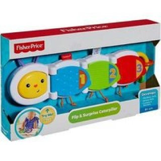 - Babys Spielraupe fisher Price