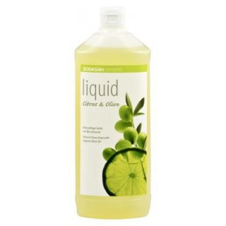 Citrus-Olive Seife liquid