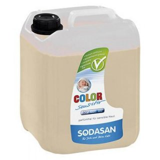 Color-sensitiv Waschmittel