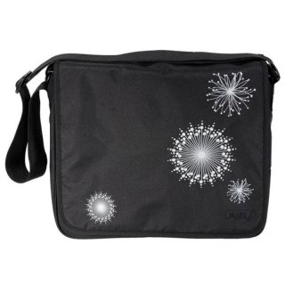 MARV Messanger Bag atoms black
