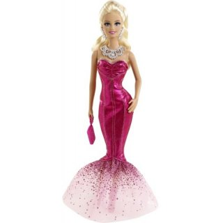 Pink & Fabulous Barbie Hollyw