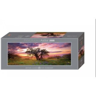 Pz. Puzzles Oak Tree Panorama 2000T.
