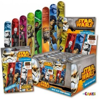 SW Rebels - Slap-Snap-Bands - Mini