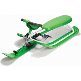 Snow Racer Color Pro green TÜV/GS