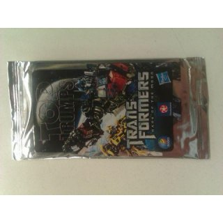Transformers Dark of the moon Flowpack 5 Karten