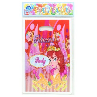 Prinzessin Party Bag ca 24 x 7 cm