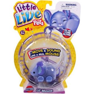LittleLivePets Maus Serie 1