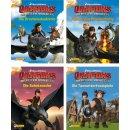 Minibuch Dreamwork Dragons 1-4 je Stück