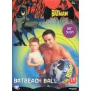 Batman Bat Beach Ball 51cm Beachball Lizenz Fledermaus-Mann