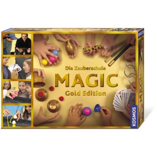 Zauberschule Magic - Gold Edition