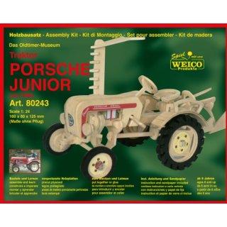 Holzb. Traktor Porsche Junior