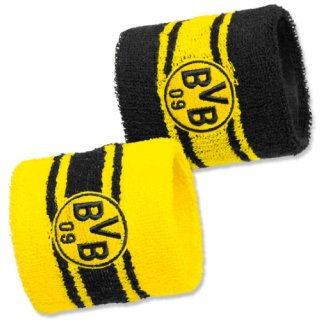 BVB Schweißband 2er-Set