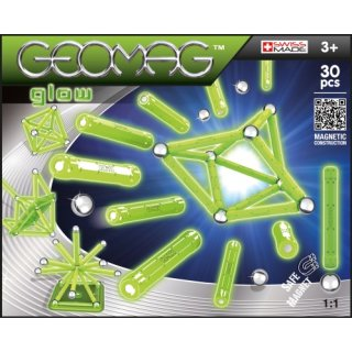 Geomag Color glow 30-tlg.