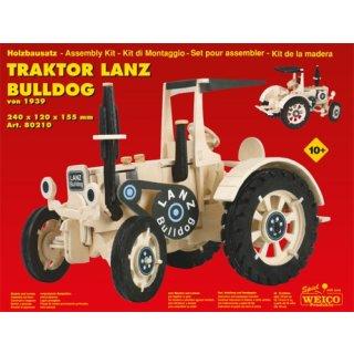 Holzb.Traktor Lanz Bulldog Maxi