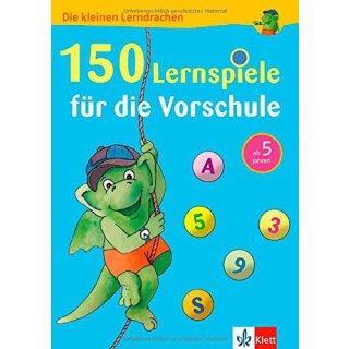 150 Lernspiele Vorschule