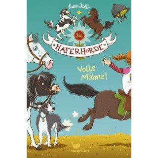 Die Haferhorde - Volle Maehne!  Bd. 2
