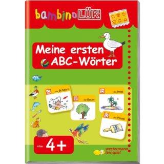BL Meine 1. ABC-Wörter
