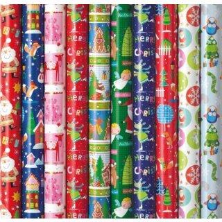 Geschenkröllchen Weihnachten Bambini s
