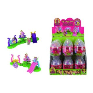 Simba Toys Filly World - Spielplätze Filly XXL Ei sortiert