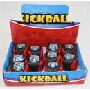 Kick Ball Jonglierball Piraten Design - ca 5cm einzeln