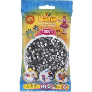 HAMA Perlen silber 1.000 Stück