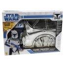 Star Wars Clone Trooper Captain Rex Gr. S (ca. 3-6 Jahre)