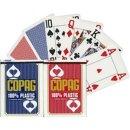 ASS 22564061 COPAG® 100% Plastik Poker Jumbo Index...
