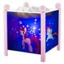 Magische Laterne My Little Pony© - Rosa