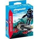 PLAYMOBIL 9086 - Sky Knight mit Fluggleiter
