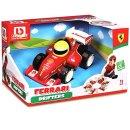 bbJunior Spielzeugauto mit Sound, Ferrari Drifters...
