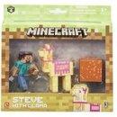 Minecraft - 16602 - Steve mit Lama Pack