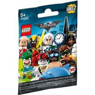 LEGO® 71020 Minifigur Sammelfigur Serie 2 Batman movie, sortiert