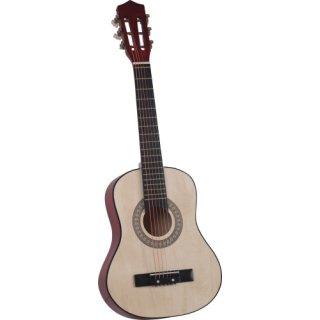 BGB Boogie Bee Gitarre aus Holz 75cm