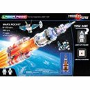 Laser Pegs 18000 Mars Rocket