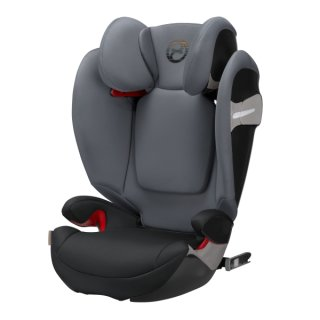 Autositz Solution, S-Fix, Pepper Black