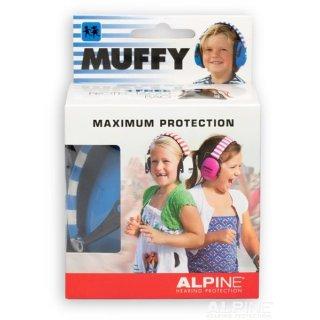 Kinder Gehörschutz Muffy Blau