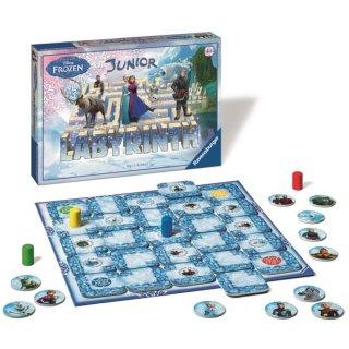 Ravensburger 223145  Disney FROZEN - Die Eiskönigin - Junior Labyrinth