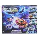 Hasbro F0525EU4 Beyblade Speedstorm Knockout Battle Set