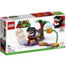 LEGO® Super Mario 71381 Begegnung mit dem Kettenhund...