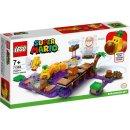 LEGO® Super Mario 71383 Wigglers Giftsumpf #...