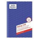 AVERY ZWECKFORM Auftragsbuch 1726 A5 3x40 Blatt