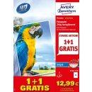 AVERY ZWECKFORM Fotopapier 2556-15P Premium Inkjet 250g...