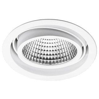 roundVISION 11 LED Einbaustrahler rund 2.225lm, 3.100K, 240V, 27W, 37° CRI95