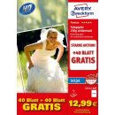 AVERY ZWECKFORM Fotopapier Premium Inkjet matt C2552-40P...