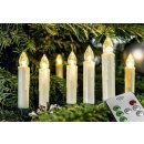 F-H-S LED Baumkerze 20 Kerzen kabellos mit FB incl....