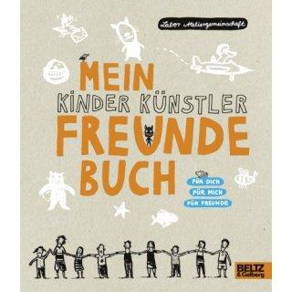 M.Künstler Freundebuch